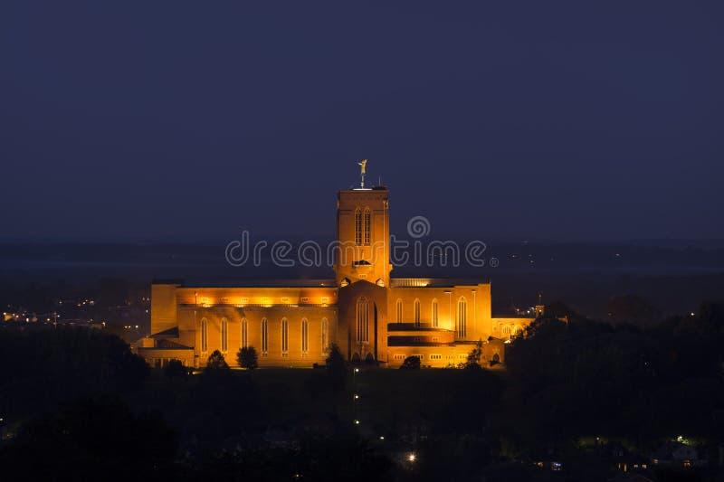 katedralny guildford Surrey zdjęcia stock