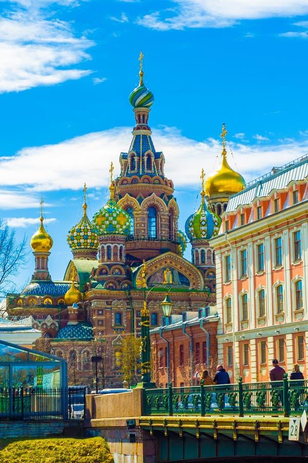 katedralny Isaac cupola Petersburg Rosji jest święty st obrazy royalty free