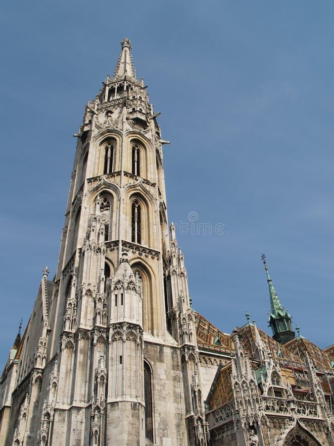 katedralny James st sposób zdjęcia stock