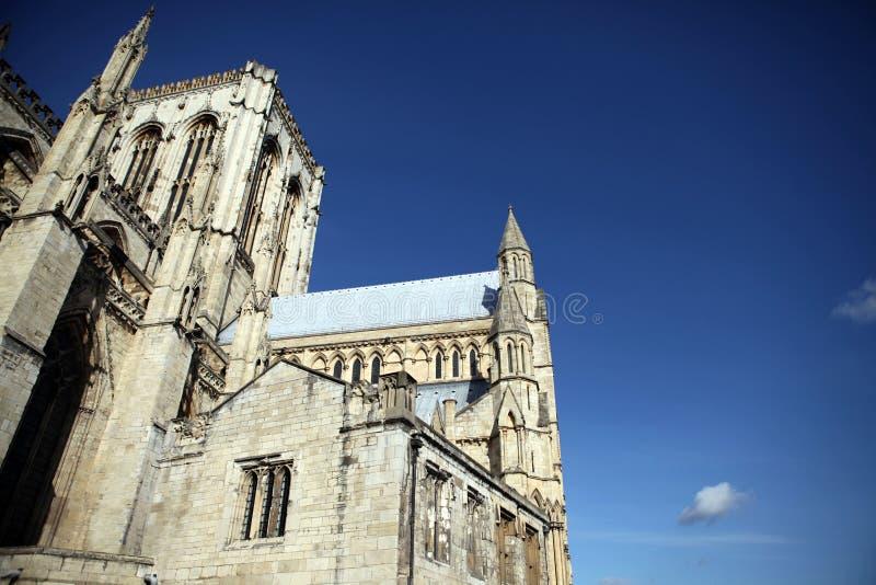 katedralny kościelny minister York zdjęcia royalty free