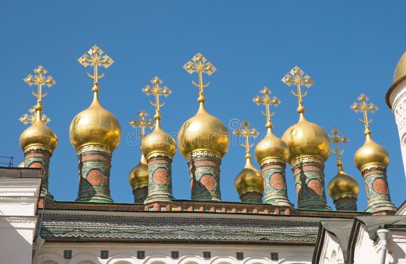 katedralny Kremlin zdjęcia royalty free