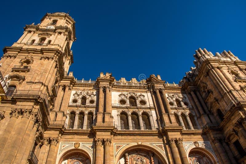 Download Katedralny Malaga fotografia editorial. Obraz złożonej z błękitny - 106908252