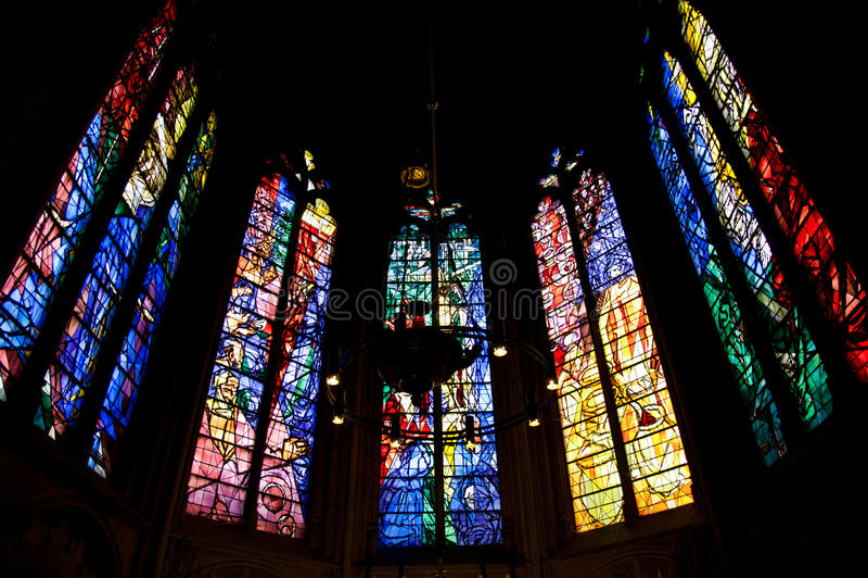 katedralny Metz zdjęcia stock