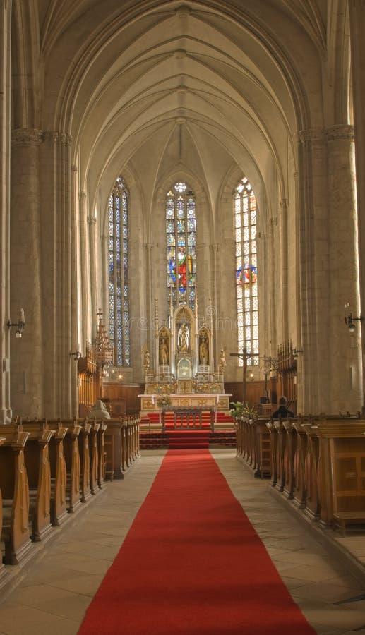 katedralny Michael Cluj napoca jest Romania święty obrazy stock