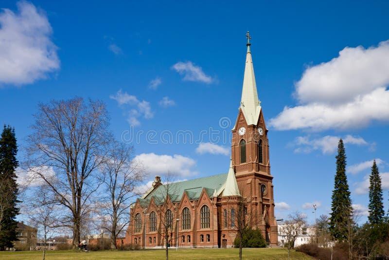 katedralny mikkeli zdjęcia stock