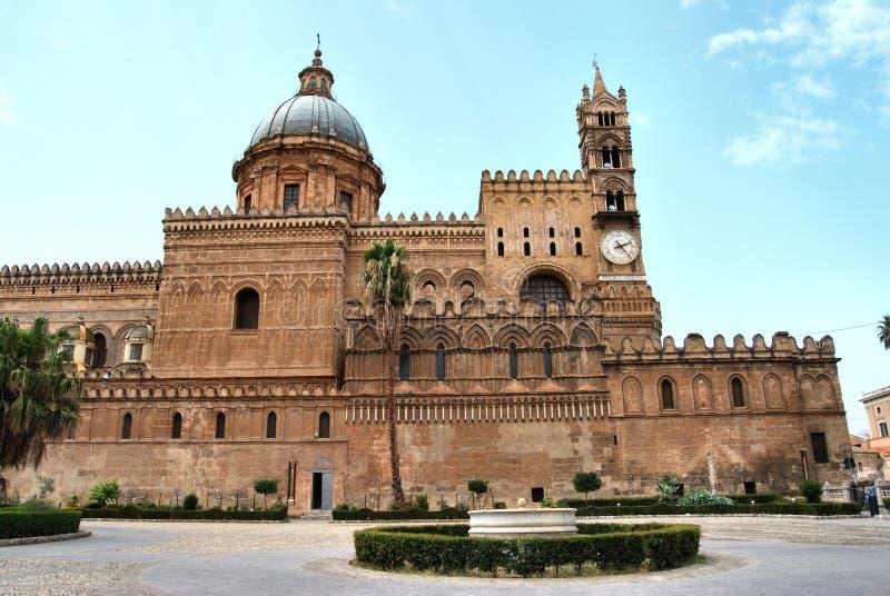 katedralny Palermo obrazy royalty free
