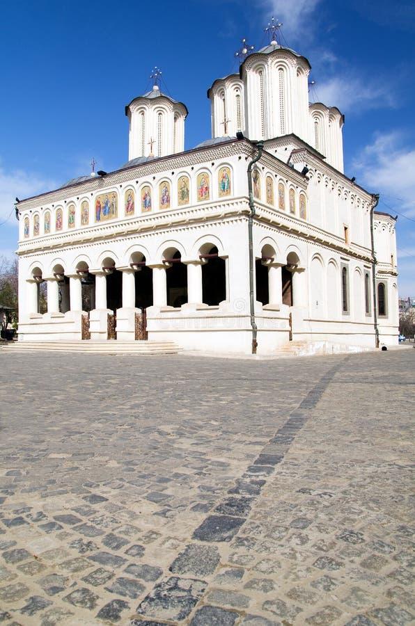 katedralny patriarchalny romanian zdjęcia royalty free