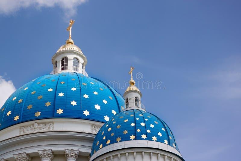 katedralny Petersburg Russia st trinity obrazy stock