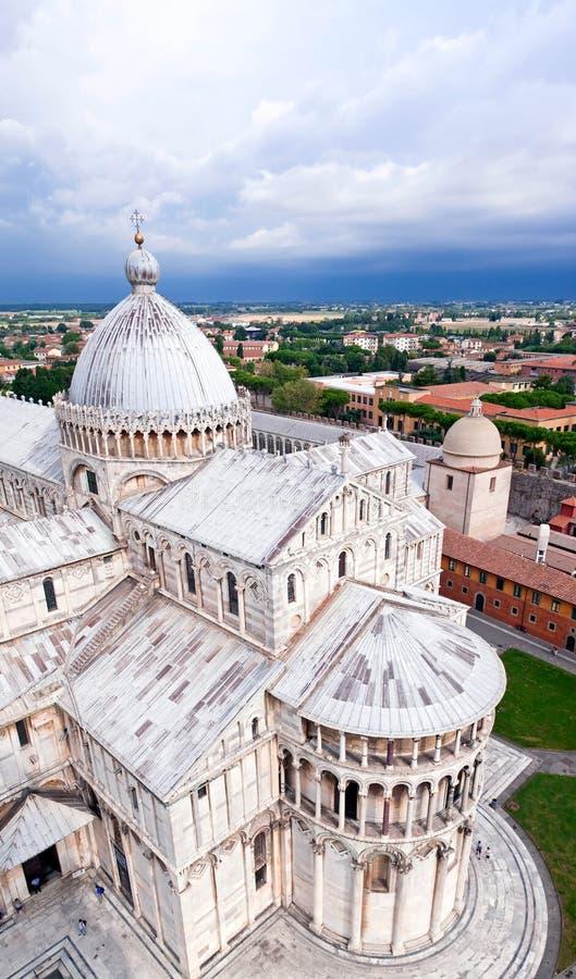 katedralny Pisa zdjęcie stock