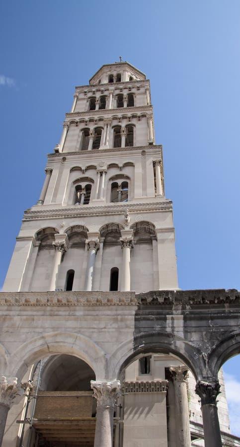 katedry wierza fotografia royalty free