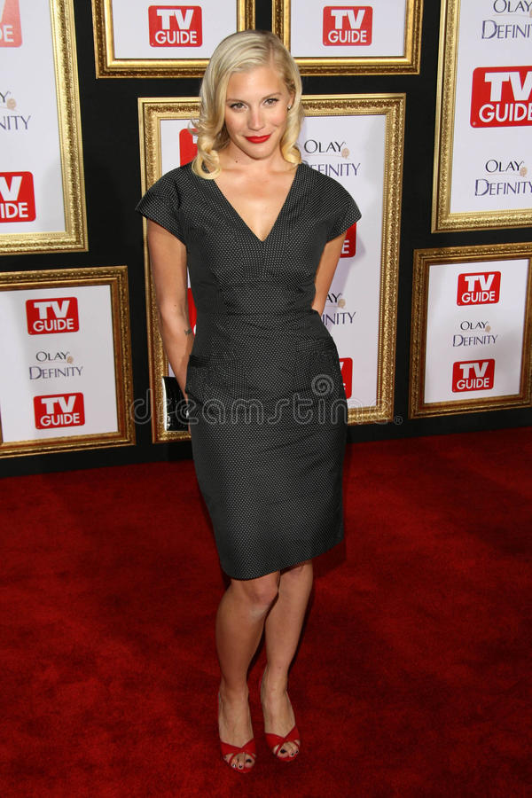 Download Katee Sackhoff editorial photography. Image of party - 23865262
