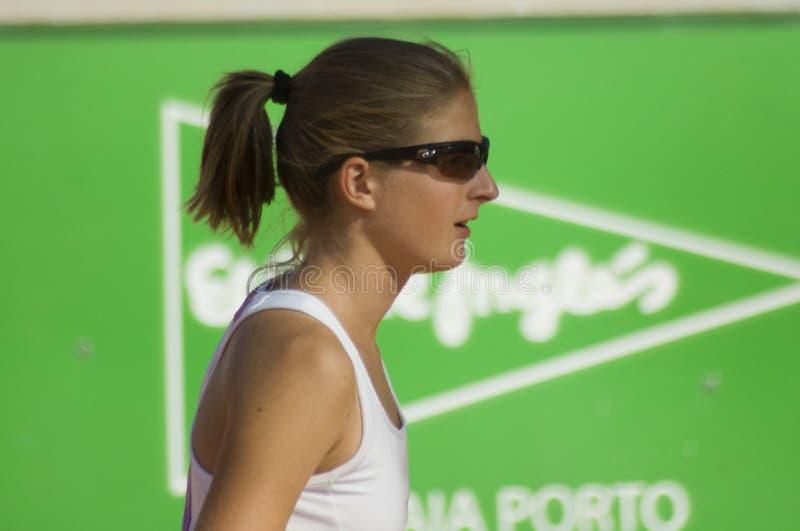 Download Katerina Vankova Oporto Open Final Editorial Image - Image: 28753885
