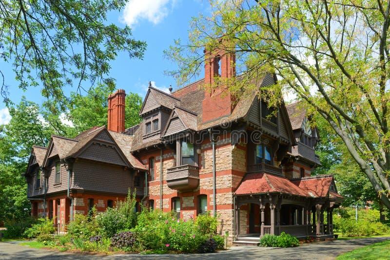 Katharine Seymour dnia dom, Hartford, CT, usa zdjęcia stock