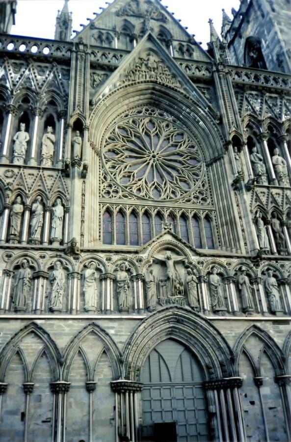 Kathedraal royalty-vrije stock fotografie