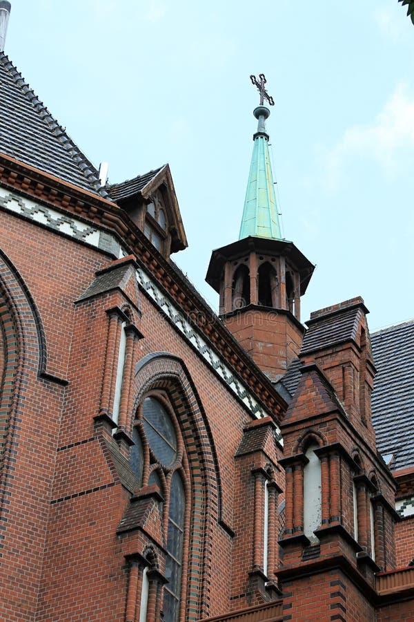 Kathedraal royalty-vrije stock foto