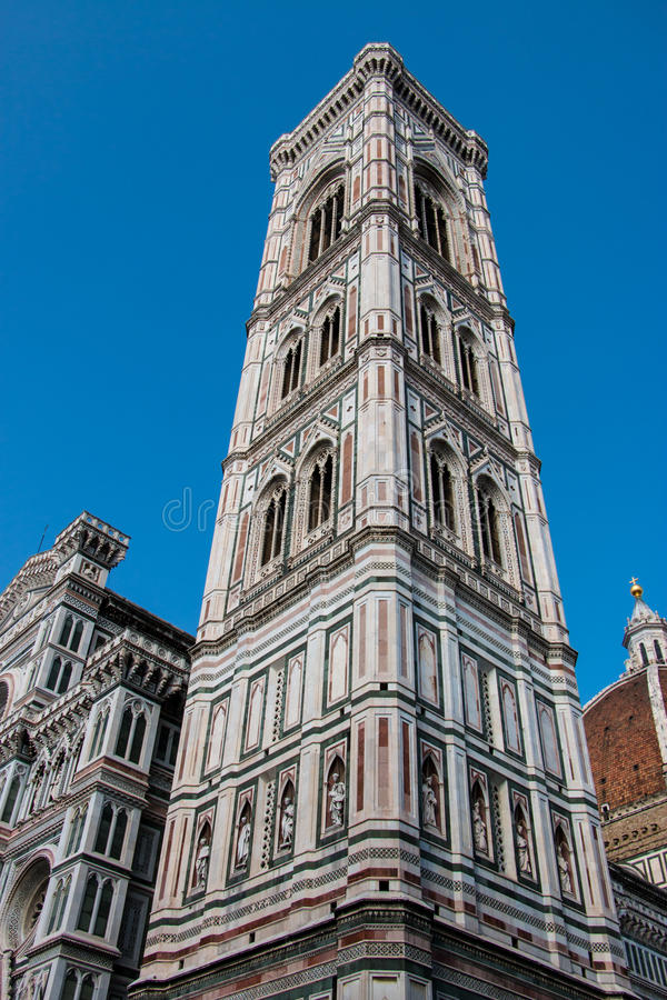 Kathedraal in Florence stock afbeelding