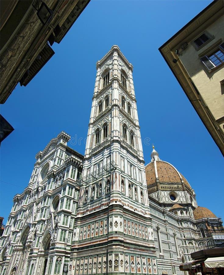 Kathedraal Santa Maria del Fiore, Florence stock foto