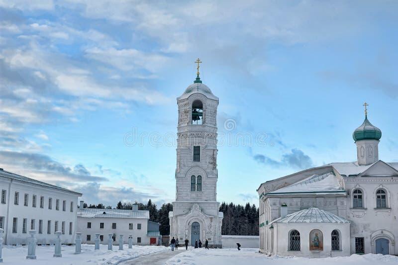 Kathedraal spaso-Preobrazhenskiy royalty-vrije stock foto