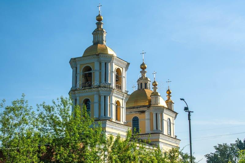 Kathedraal spaso-Preobrazhensky royalty-vrije stock foto's