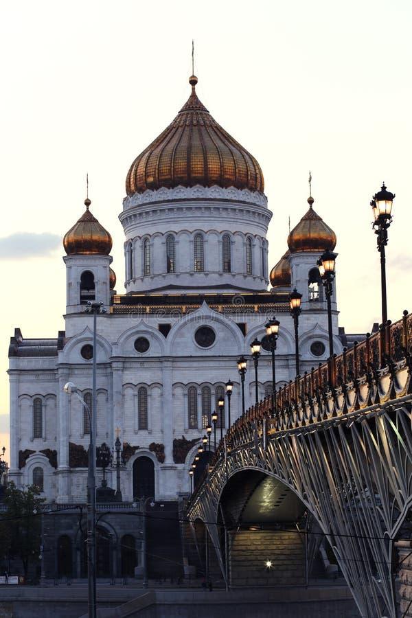 Kathedraal van Christus de Redder royalty-vrije stock afbeeldingen