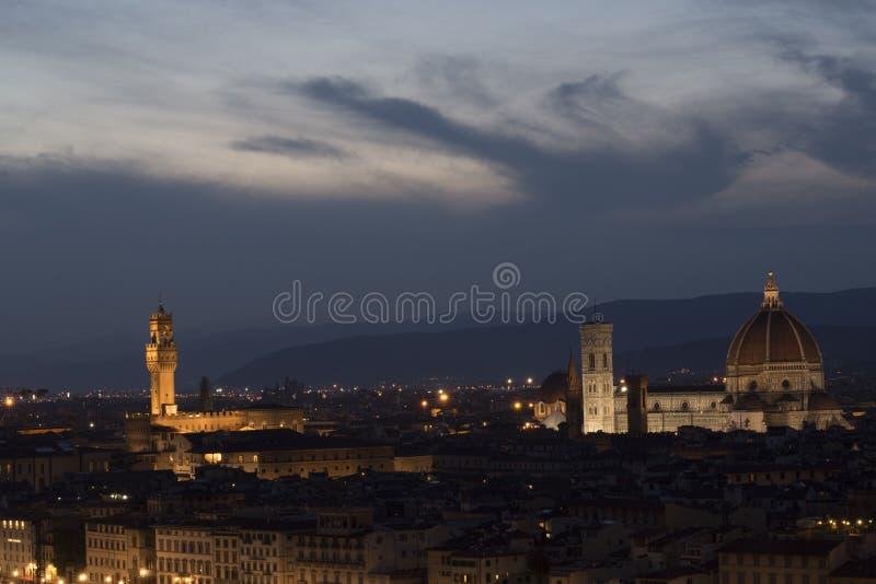 Kathedraal van Florence royalty-vrije stock afbeelding