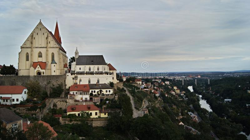 Kathedraal van hemel stock foto's