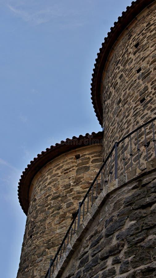 Kathedraal van hemel royalty-vrije stock afbeeldingen