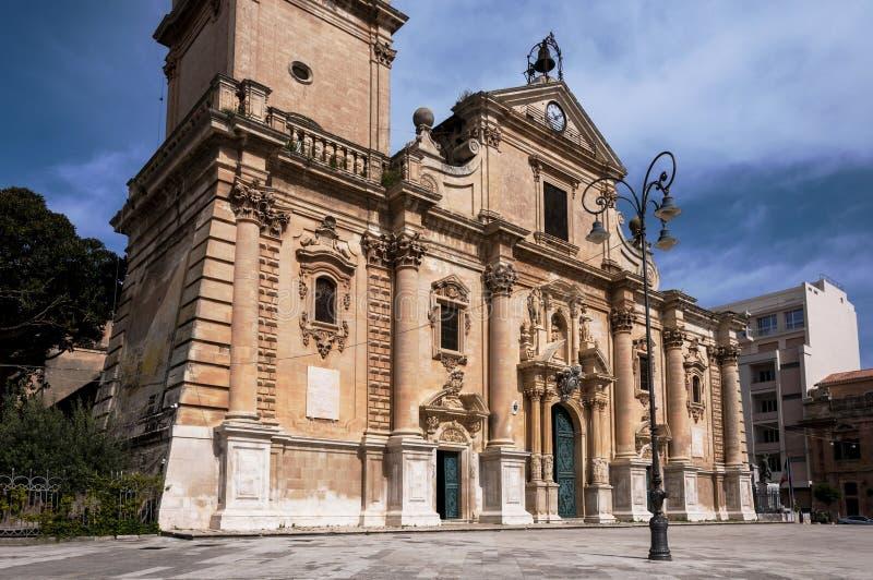 Kathedraal van San Giovanni Battista royalty-vrije stock fotografie