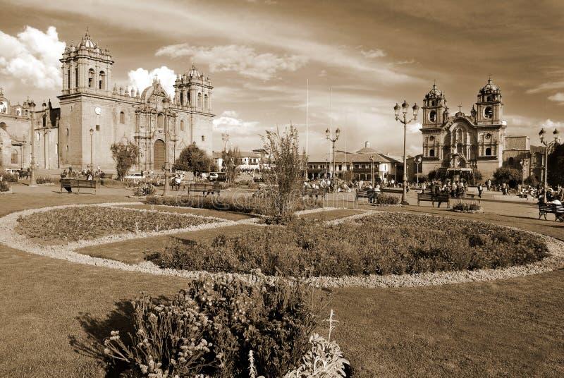 Kathedraal van Santo Domingo royalty-vrije stock foto