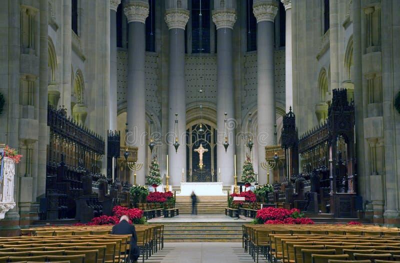 Kathedraal van St. John Goddelijk royalty-vrije stock foto