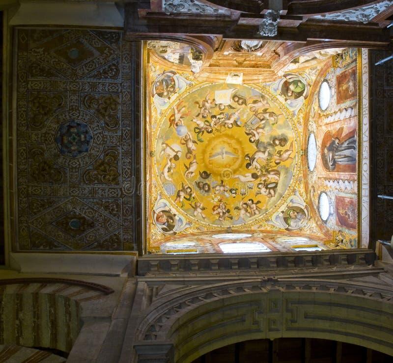 Kathedraalmoskee, Mezquita DE Cordoba Andalusia, Spanje royalty-vrije stock foto