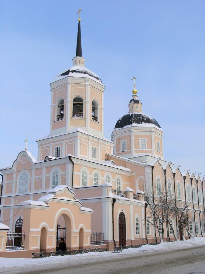 Kathedrale. lizenzfreie stockfotos