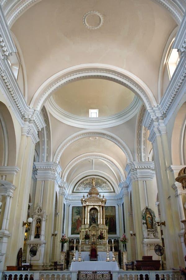 Kathedrale-Bögen stockfotos