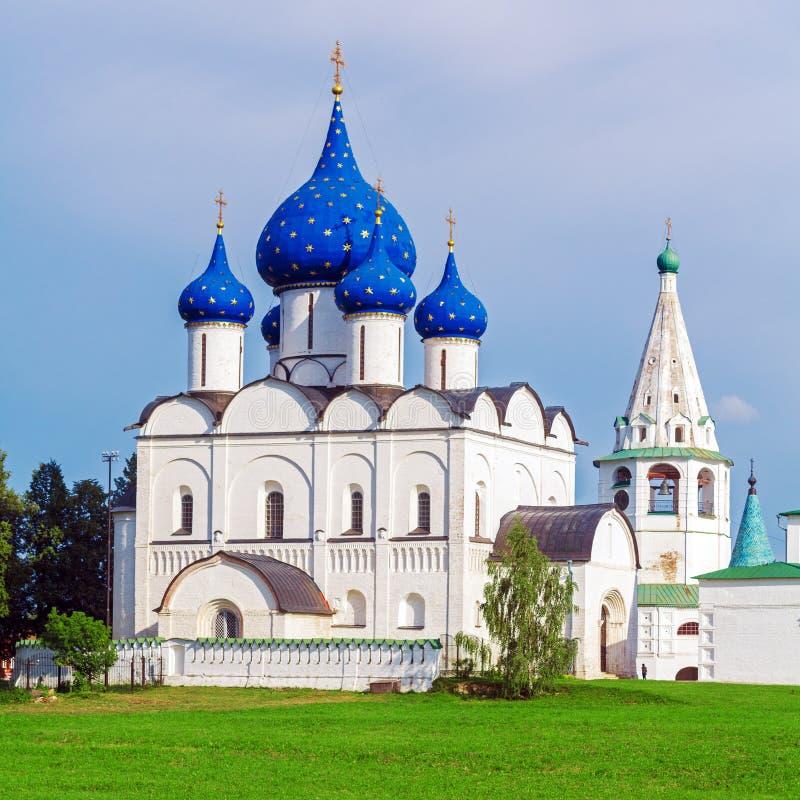Kathedrale der Geburt Christi (1222), UNESCO-Welterbestätte, lizenzfreie stockbilder
