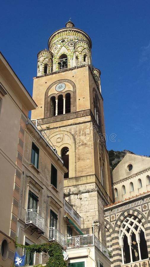 Kathedrale-Glockenturm [3] lizenzfreie stockfotografie