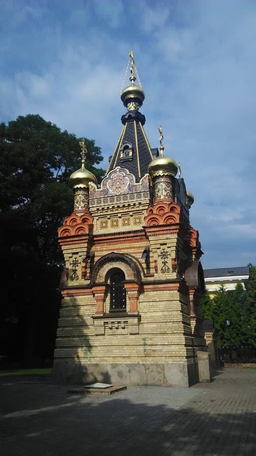 Kathedrale Gomel lizenzfreie stockfotografie