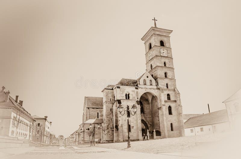 Kathedrale St. Michael's lizenzfreie stockbilder