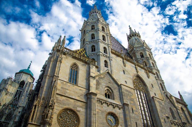 Kathedrale Str stockfoto