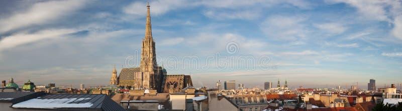 Kathedrale Str.-Stephan - Wien lizenzfreie stockfotos