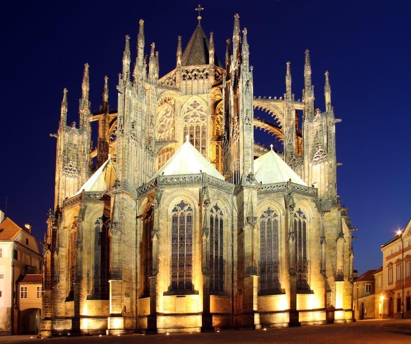 Kathedrale Str.-Vitus stockbilder