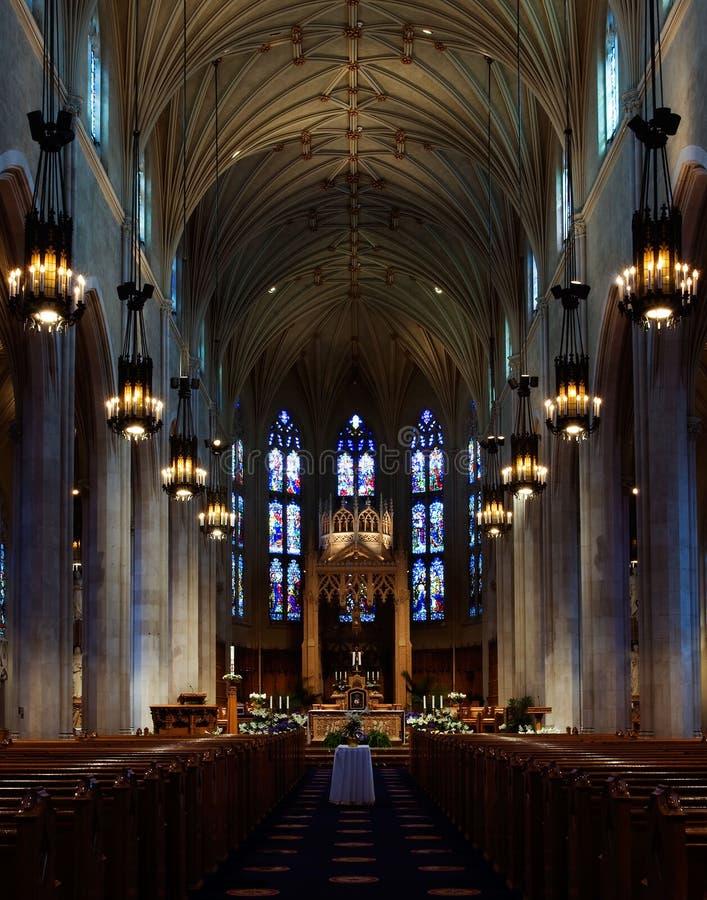 Kathedrale von Christus der König stockbild