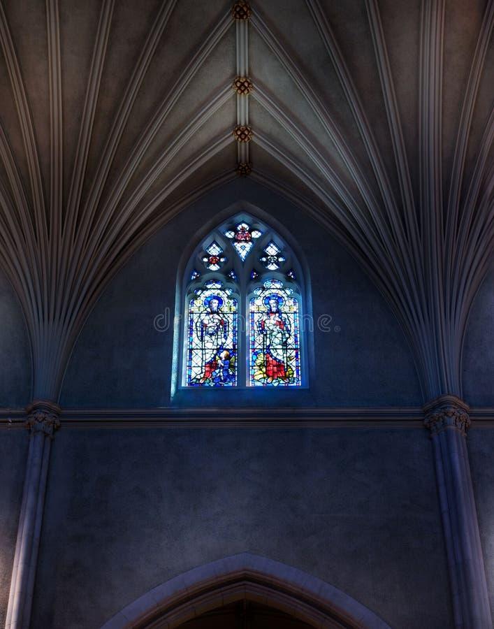 Kathedrale von Christus der König stockbilder