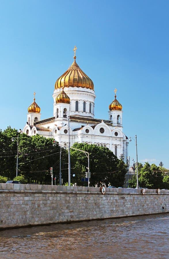 Kathedrale von Christus der Retter stockbild