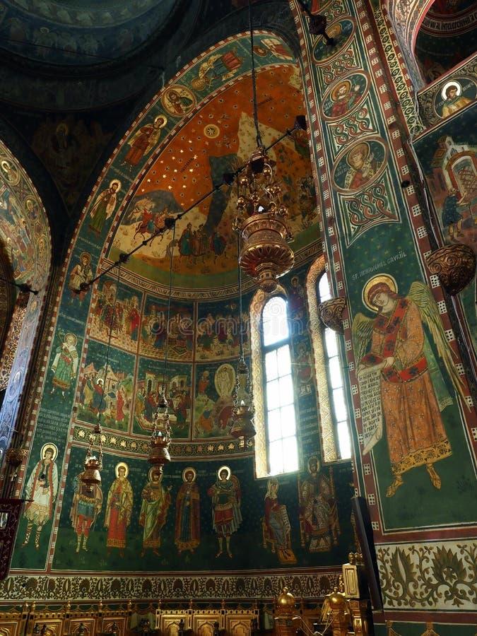 Kathedrale von Heiligen Peter und Paul, Constanta, Rumänien lizenzfreie stockbilder