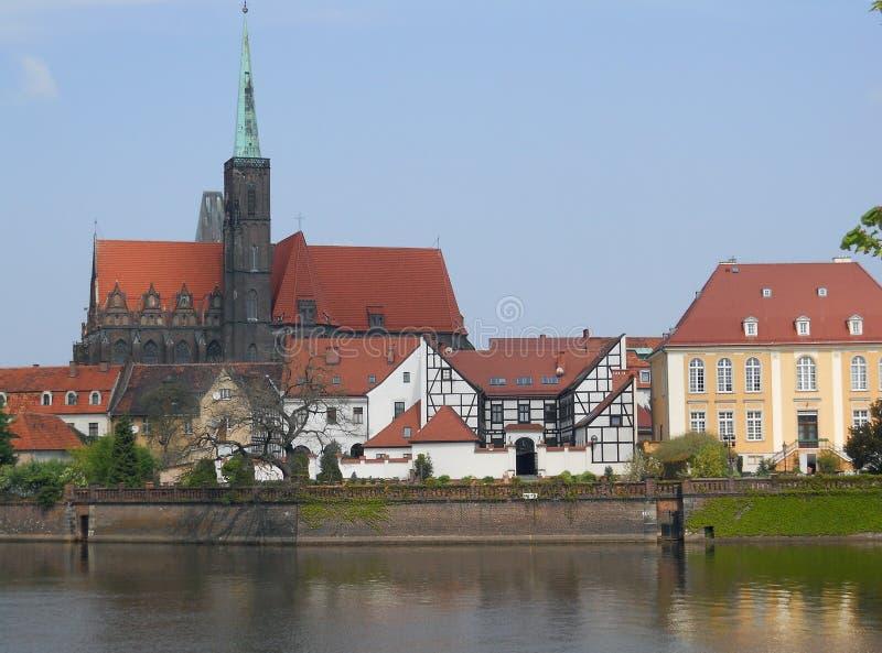 Kathedrale von Johannes der Baptist lizenzfreie stockfotografie