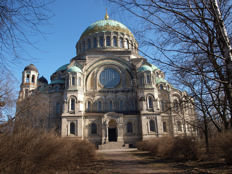 Download Kathedrale Von Johannes Kronstadt Stockbild - Bild von kathedrale, antike: 9098069