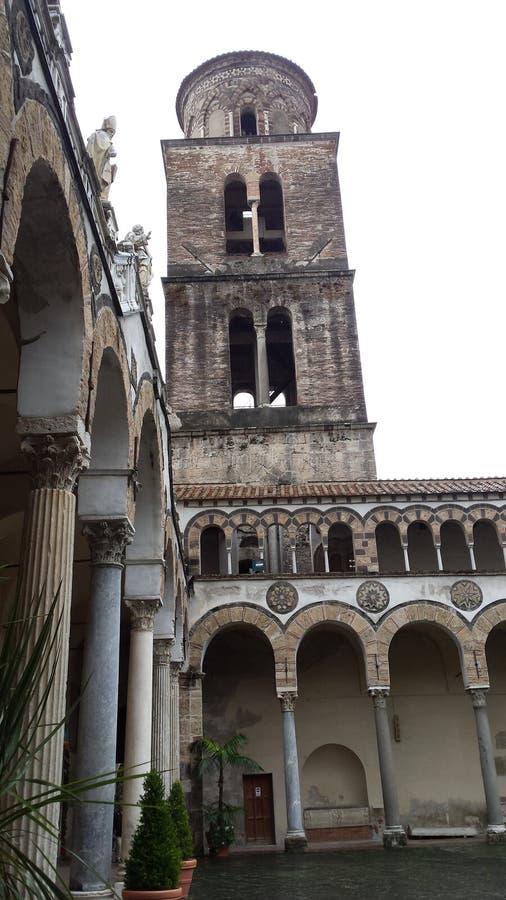 Kathedrale von Salerno lizenzfreies stockfoto