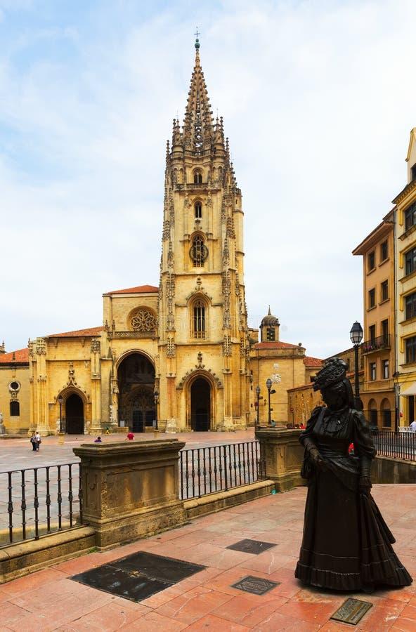Kathedrale von San Salvador stockfotos