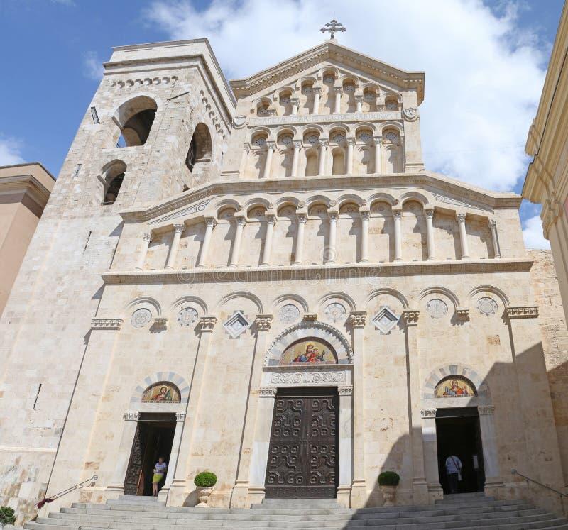 Kathedrale von St. Maria Asunta und St Cecilia stockfoto