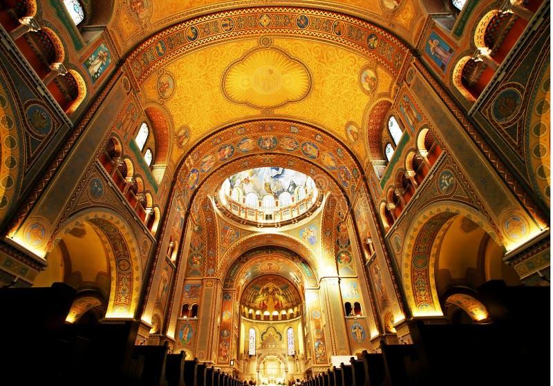 Kathedrale von Szeged lizenzfreies stockfoto